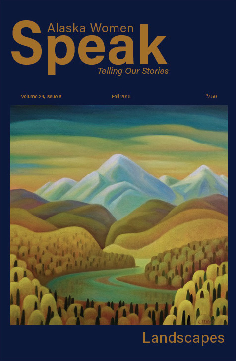 Alaska Women Speak Landscape Cover
