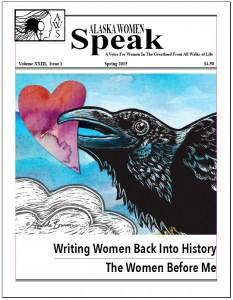 Alaska Women Speak Spring 2015